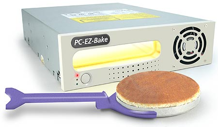Photo of the 'PC EZ-Bake Oven'