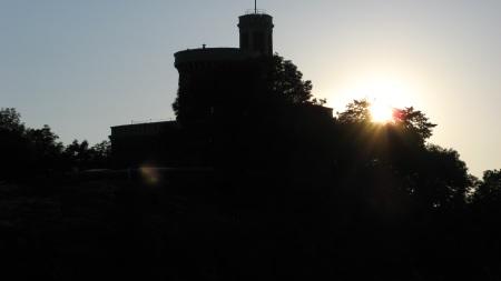 Image: Sunset Kastellholmen